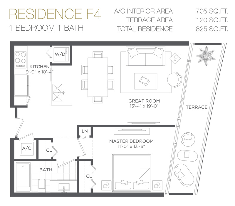 Residence F4